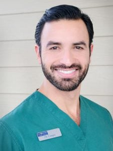 Dr. Jose Cangas, our pediatric dentist at Day and Night Family Dental
