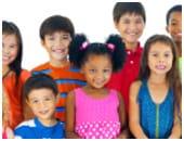 Photo of small children