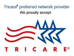 Day & Night Family Dental proudly accepts Tricare(r) insurance