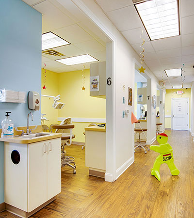 State of the art dental office